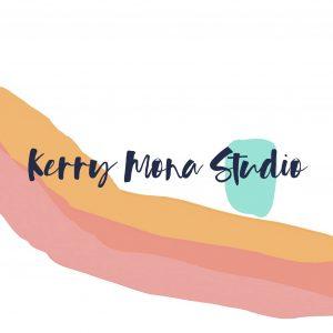 Kerry Mona Studio Logo