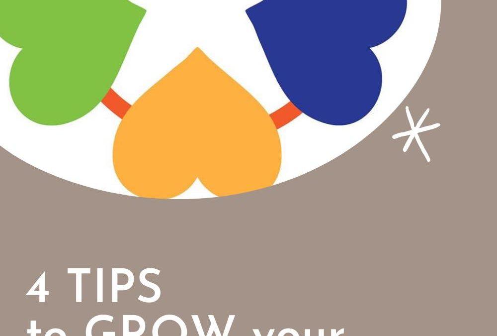 4 TIPS to GROW your LINKEDIN followers