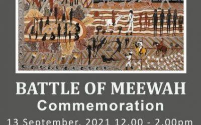 Meewah Commemoration