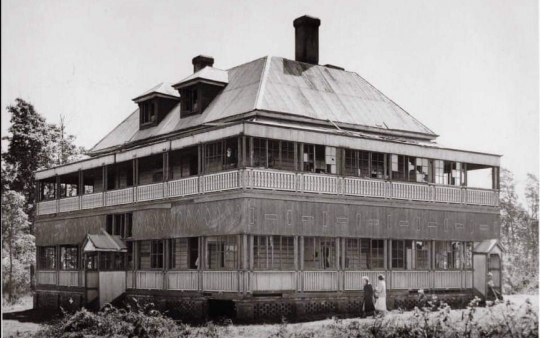 Historic Homes Toowoomba – Longview